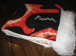 Neuron (cover) by Kiki Benzon