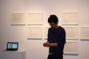 """Marc Ngui talks about his """"Drawings from A Thousand Plateaus"""""""