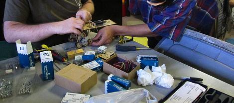 Hacking, Making, and Art Appreciating | SoOnCon 2013 & NIGHT\SHIFT