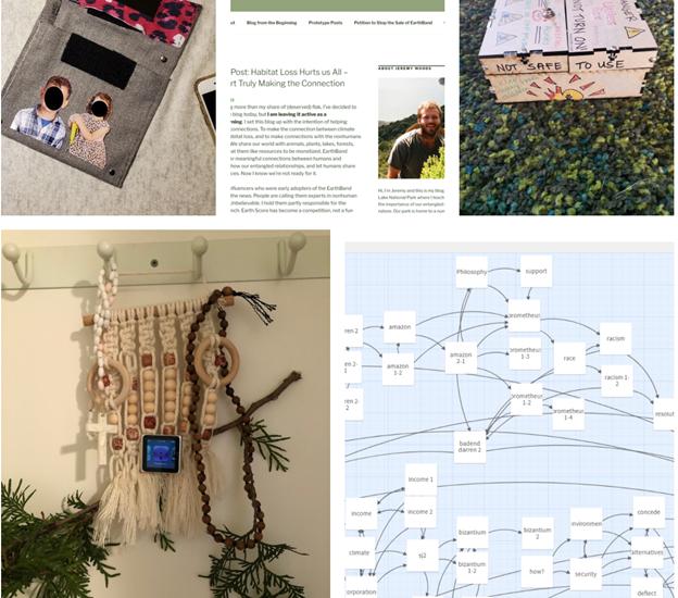 Critical Design Methods Student Project Showcase